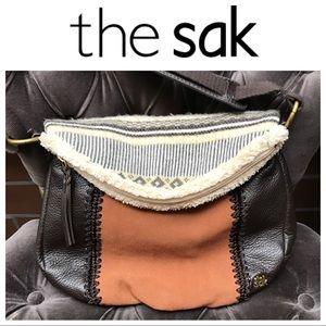 The Sak leather Deena bag